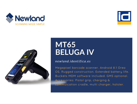 Newland MT65 Beluga