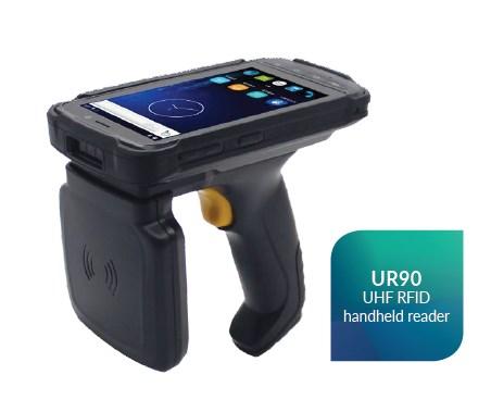 Lector UR90 puede leer más de 150 etiquetas por segundo con alcance de 6 metros