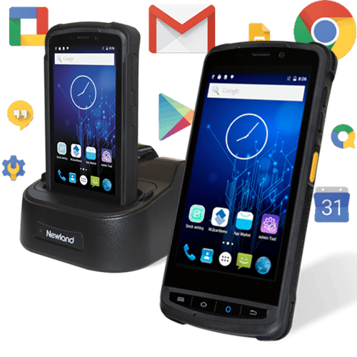 PDA android MT90 Orca II con pantalla táctil completa